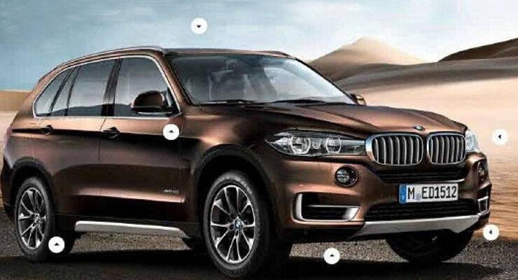 erlk nig bmw x5 neuer bmw x5 kommt 2013 auto motor und. Black Bedroom Furniture Sets. Home Design Ideas