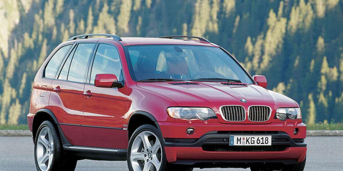 BMW-X5 4.6is