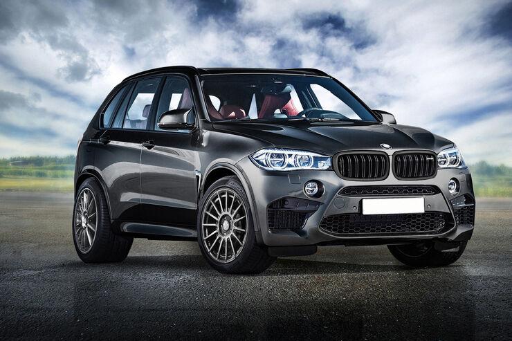 BMW X5 Alpha-N Performance Tuning