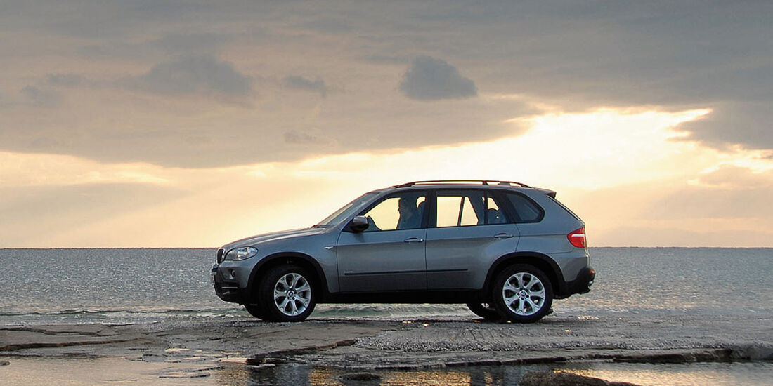 BMW X5 Baujahr 2000