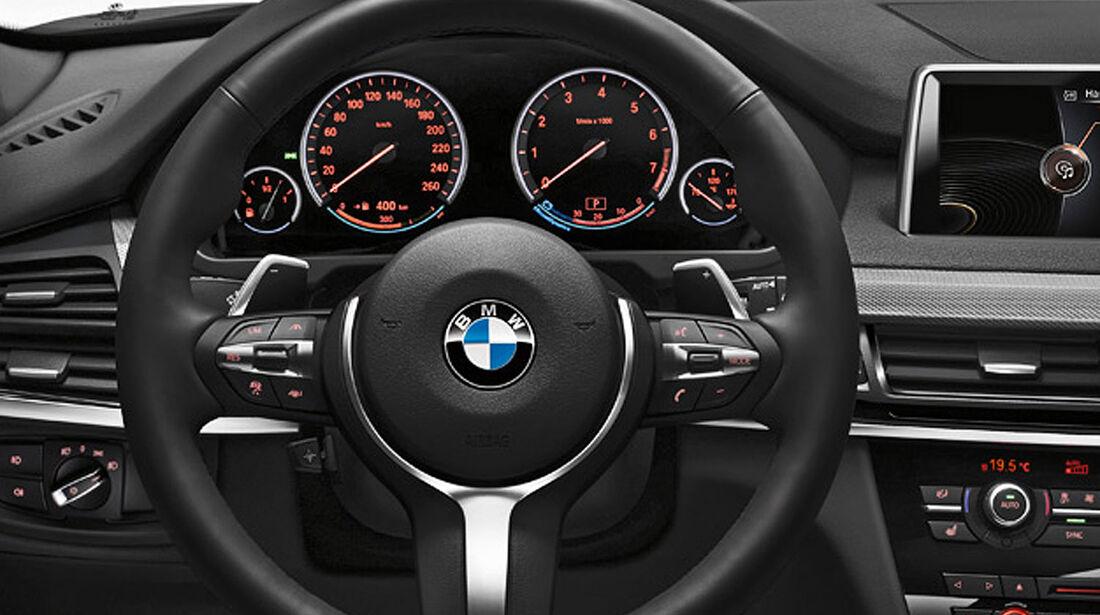 BMW X5 Facelift M Sportpaket
