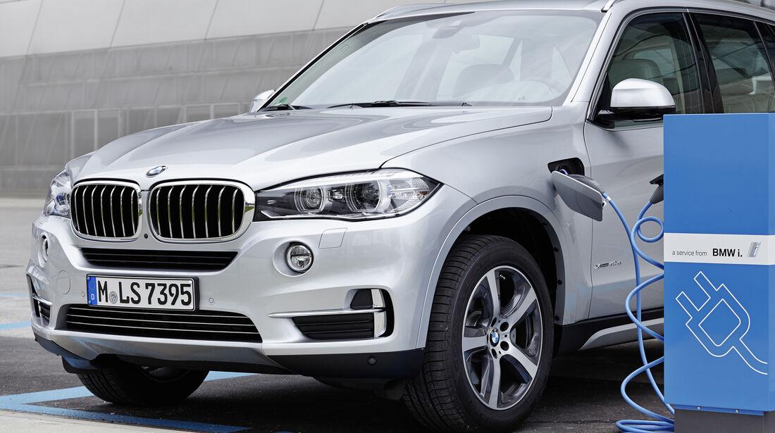 BMW X5 Hybrid 2015