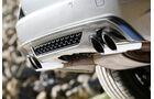 BMW X5 M, Endrohre