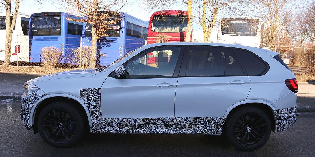 BMW X5 M Erlkönig