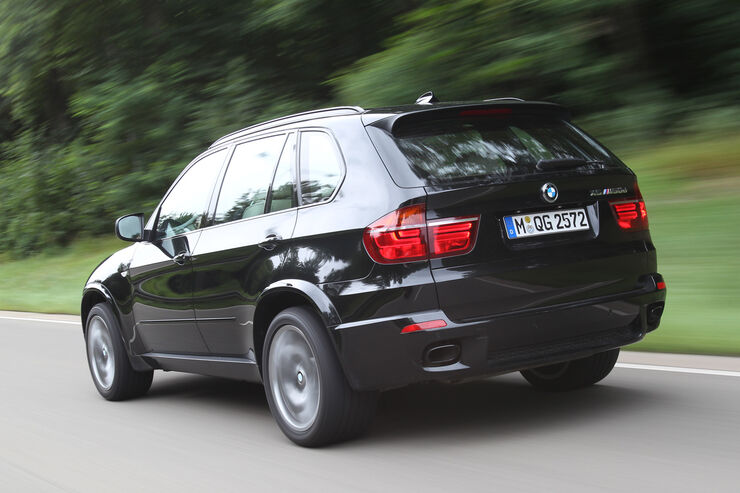bmw x5 m50d im test deftig feurig dieselaromatisch. Black Bedroom Furniture Sets. Home Design Ideas