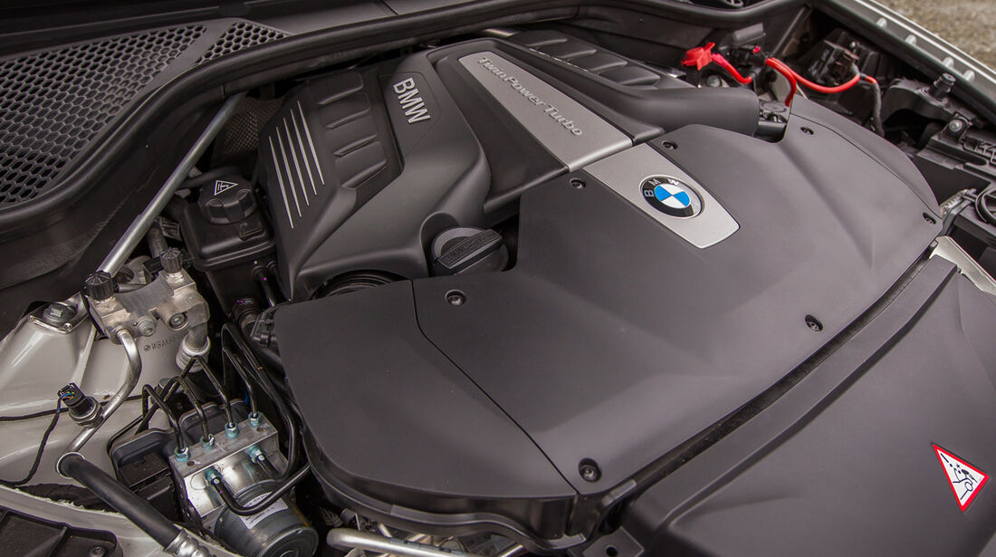BMW X5, Motor