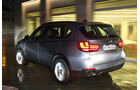 BMW X5 xDRIVE 3.0d, Heckansicht