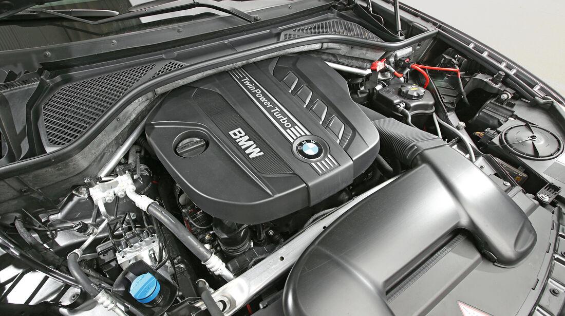 BMW X5 xDrive 25d, Motor
