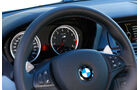 BMW X6 M, Rundinstrumente