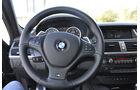 BMW X6 M50d im Innenraum-Check, Cockpit, Bedienung