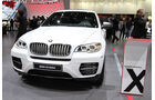 BMW X6M 50d Auto-Salon Genf 2012