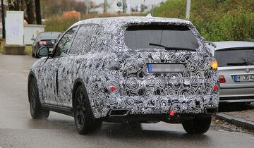 BMW X7 Erlkönig