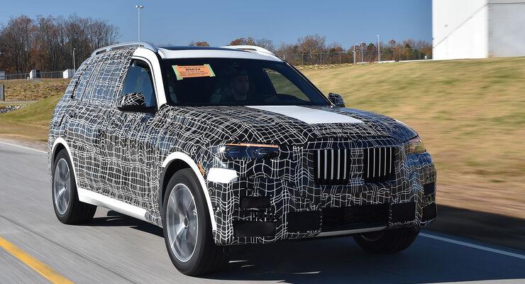 Neuer BMW X7 G07 Daten Preis Marktstart