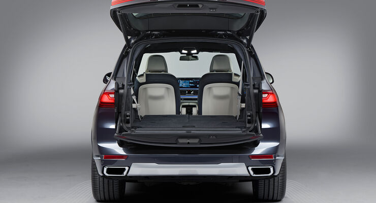 Bmw X7 G07 2019 Fahrbericht Daten Preis Marktstart Auto