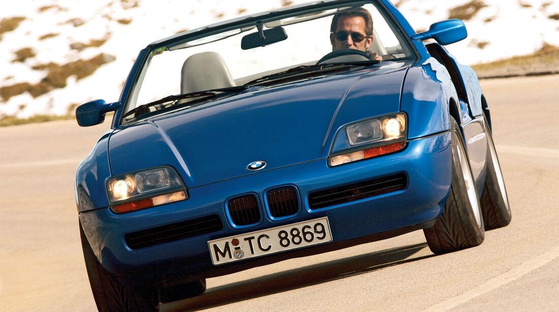 BMW Z1, Frontansicht