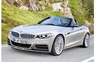 BMW Z2, Frontansicht