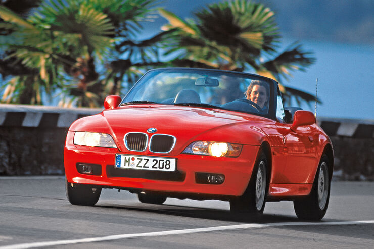 kauftipp bmw z3 ab f nf gr nde f r den bmw z3. Black Bedroom Furniture Sets. Home Design Ideas