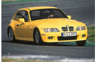 BMW Z3 3.0i Coupé, Frontansicht
