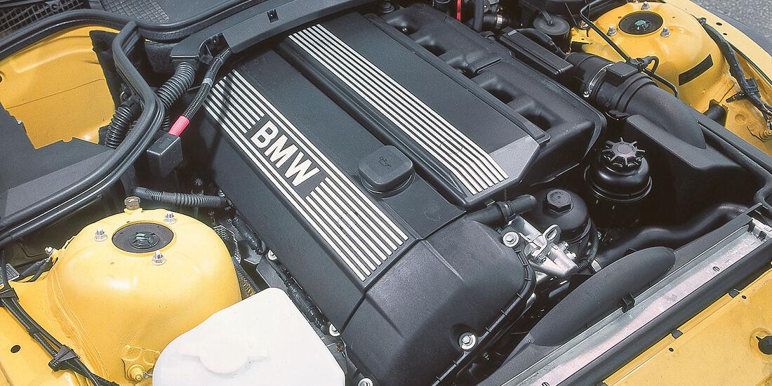 BMW Z3 3.0i Coupé, Motor