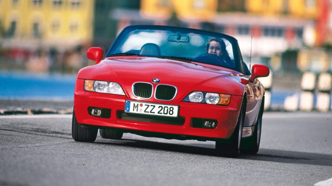 BMW Z3, Baujahr 1995-2002