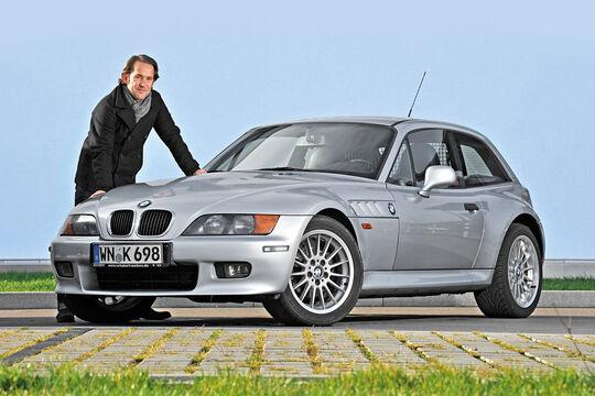 BMW Z3 Coupé, Frontansicht, Michael Schröder