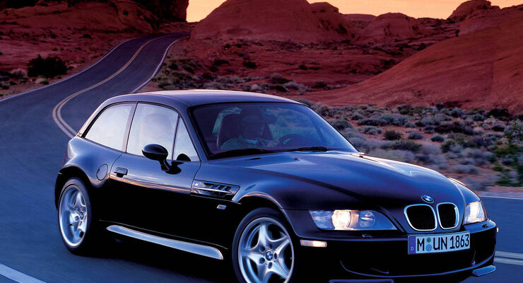 auto der woche bmw z3 m coup einst gemieden heute. Black Bedroom Furniture Sets. Home Design Ideas