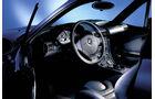 BMW Z3 M Coupé, Cockpit, Innenraum
