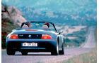 BMW Z3 Roadster, Heckansicht