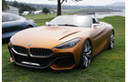 BMW Z4 Concept live Pebble Beach 2017