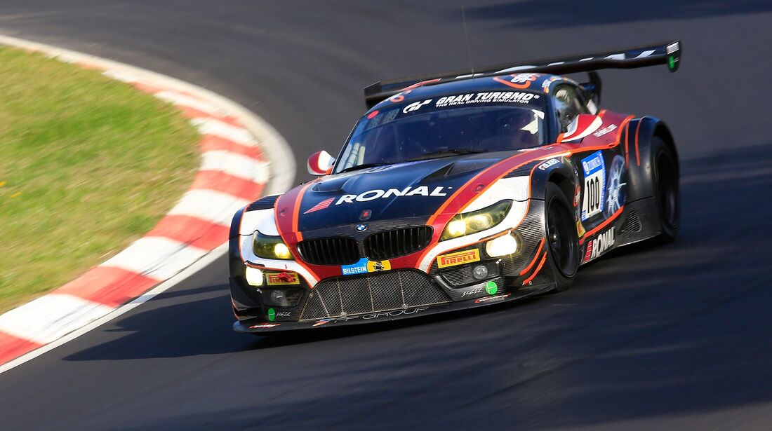 BMW Z4 GT3 - #100 - 24h Rennen Nürburgring 2018 - Nordschleife