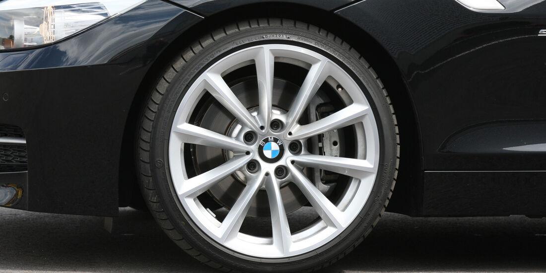 BMW Z4, Rad, Felge
