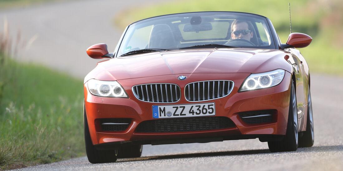 BMW Z4 s-Drive 35i, Frontansicht