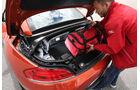 BMW Z4 sDrive 35i, Kofferraum