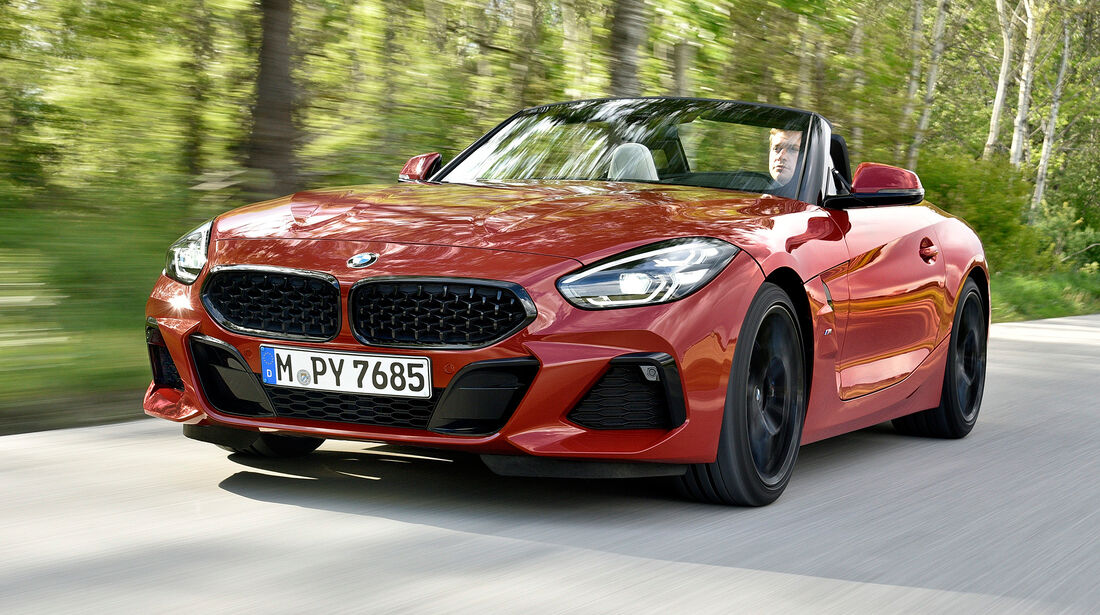 BMW Z4 sDrive30i