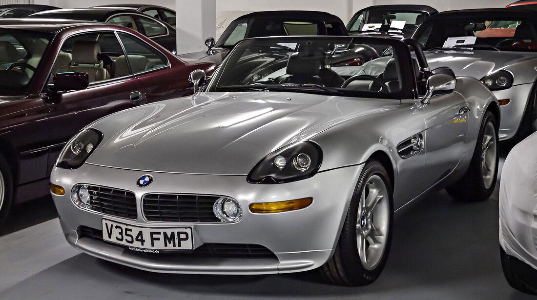 """BMW Z8 James Bond Pierce Brosnan 1999 """"Die Welt ist nicht genug"""""""