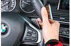BMW Zweier Gran Tourer, Klappschalter