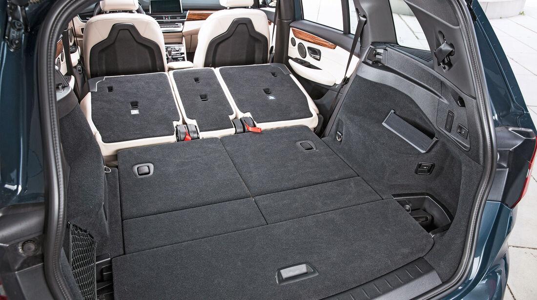 BMW Zweier Gran Tourer, Ladefläche
