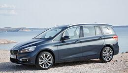 BMW Zweier Gran Tourer, Seitenansicht