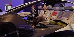 BMW i Inside Future CES 2017 Birgit Priemer
