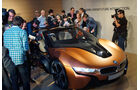 BMW i Vision Future Interaction CES 2016