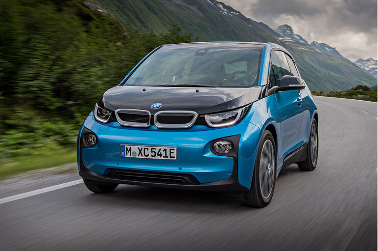 bmw i3 94 ah im test auto motor und sport. Black Bedroom Furniture Sets. Home Design Ideas