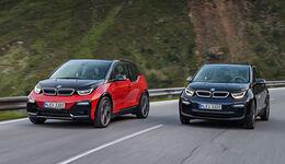 BMW i3 (2018) Facelift