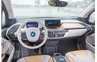 BMW i3, Cockpit