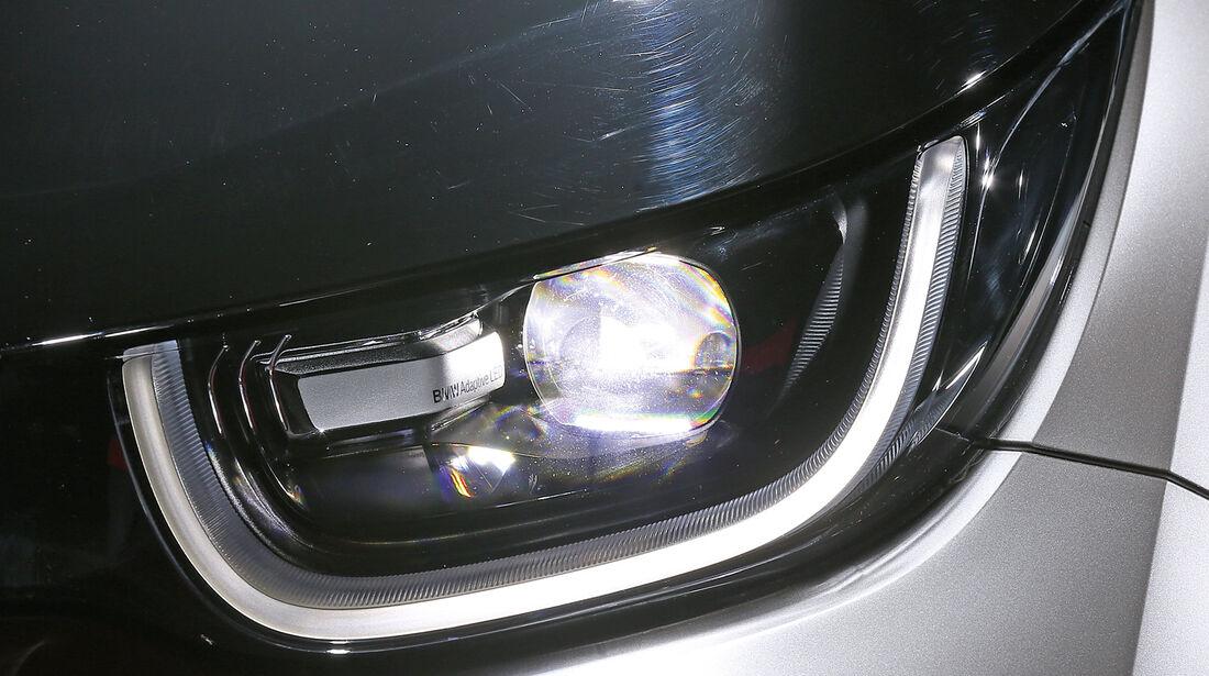 BMW i3, Lichtsysteme
