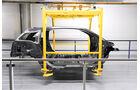 BMW i3, Seitenrahmen