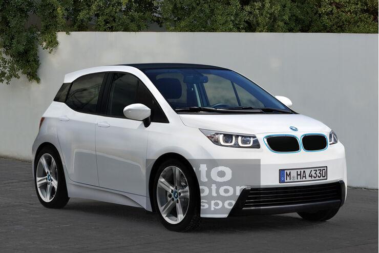 bmw i3 elektroauto kleinwagen kommt ohne stahl aus auto motor und sport. Black Bedroom Furniture Sets. Home Design Ideas