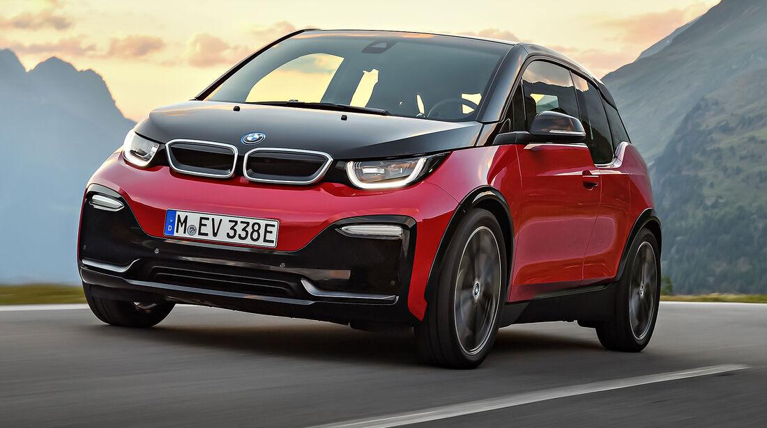 BMW i3S (2018)