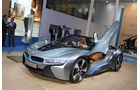 BMW i8 Concept, Messe, Autosalon Paris 2012