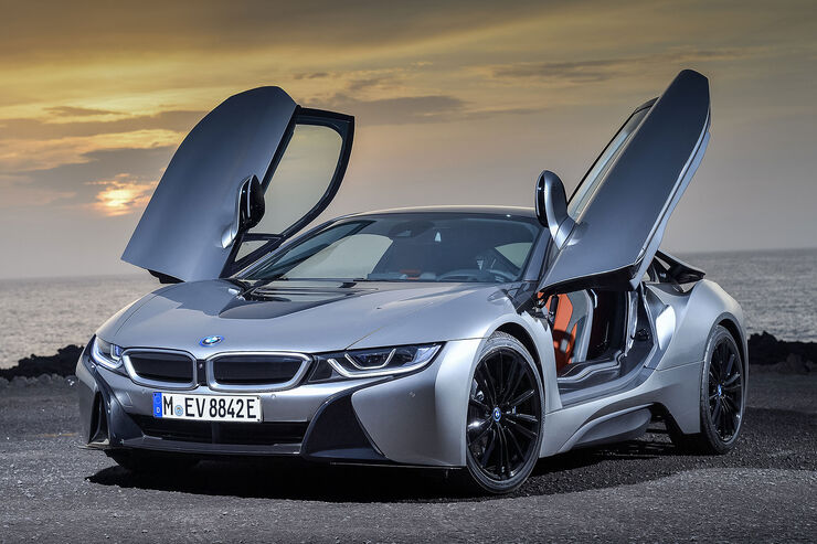 bmw i8 2018 daten infos marktstart preis auto. Black Bedroom Furniture Sets. Home Design Ideas
