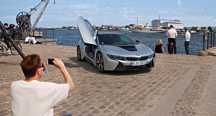 Bmw I8 Im Dauertest Pro Contra Nach 55000 Km Auto Motor Und Sport